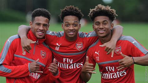 arsenal youth team academy arsenal com