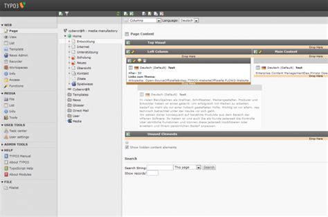 Typo3 Backend Layout Grid Elements   grid elements 2 0 weiterentwicklung von typo3 durch