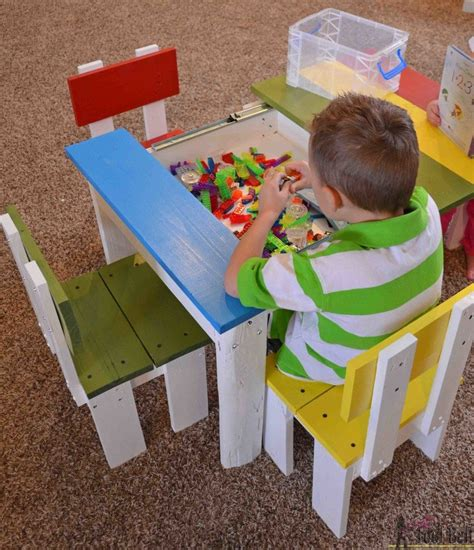 Toddler Lego Table by Diy Tables For Every Room In Your Home Tool Belt