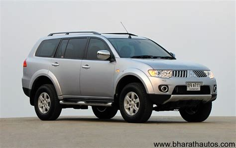 mitsubishi pajero sport 2012 mistubishi india scheduled to launch pajero sport suv on