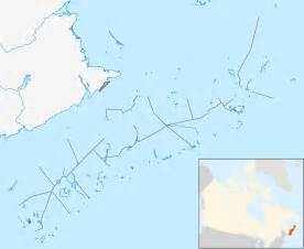 map of scotia canada 18th century disestablishments in scotia
