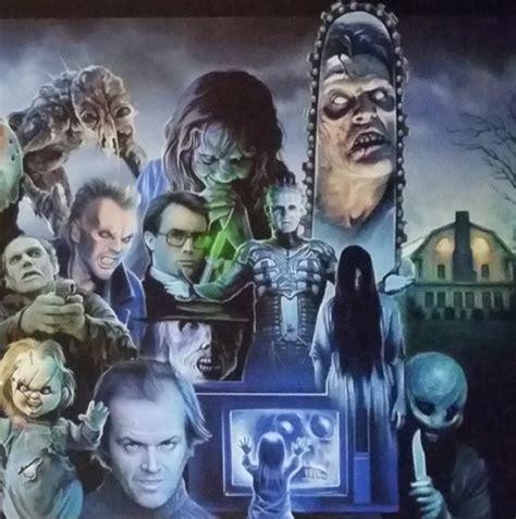 killer horror horror killers poster creepbay
