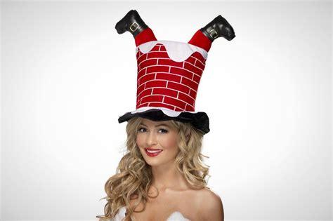 the 12 strangest santa hats ever brit co