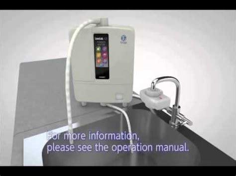 Mesin Kangen Water K8 cara pasang dan setting mesin kangen water k8 kangen 8