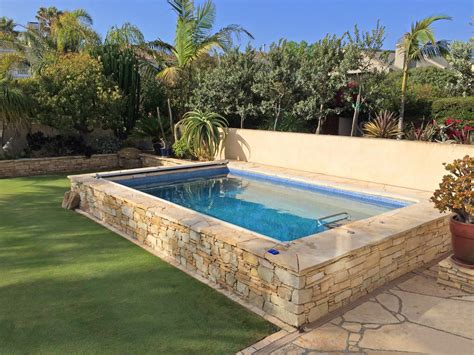 endless lap pool all pools photo gallery stacked stone around endless pool