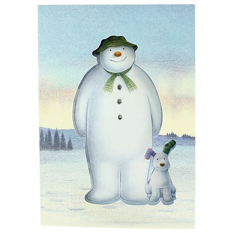 the snowman and the the snowman and the snowdog a5 notebook threelittlebears co uk