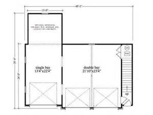 3 Car Garage Width by Garage Apartment Plans 3 Car Garage Apartment Plan 053g