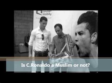 ronaldo convert  islam  cronaldo  muslim
