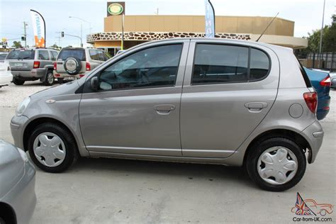 2003 Toyota Echo Hatchback Toyota Echo 2003 5d Hatchback Manual Only 91000klms With