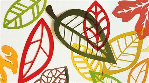 decorar hojas papel hojas de oto 209 o hojas en papel moldes gratis c 211 mo hacer
