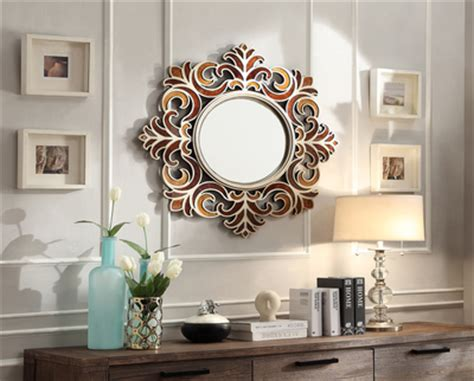 accent mirrors living room large round mirrors for walls artistry luxury gold and