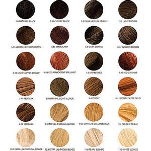 ion demi permanent hair color chart ion demi permanent hair color in 2016 amazing photo