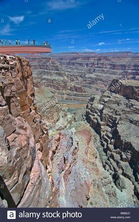 grand address in arizona grand skywalk arizona stock photo royalty free