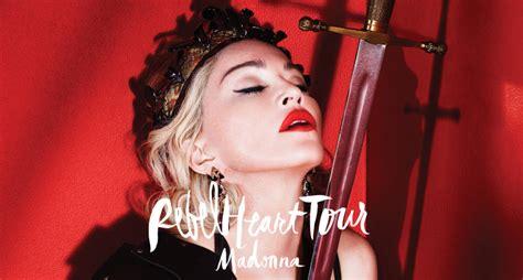 australian tour page 2 rebel heart tour 2015 2016 madonna rebel heart tour setlist lyrics genius