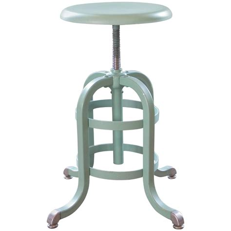 Vintage Industrial Adjustable Stool by 1930 S American Vintage Stool Metal Adjustable