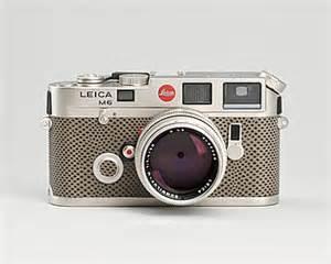 Kamera Leica M6 kamera leica m6 platinum 150 jahre edition nr 1757448 numrerad upplaga varav denna 1048 1250