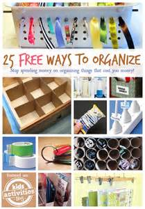 organize or organise organize your home without spending a dime organizations kid activities and how to organize