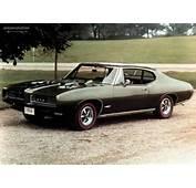PONTIAC GTO  1968 1969 1970 Autoevolution