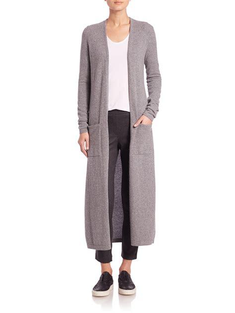 Cardigan Cardigan Grey cardigan duster sweater