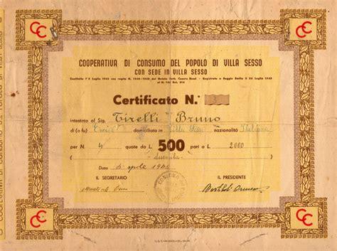 consolati italiani in germania 1948 coop di consumo popolo di villa reggio