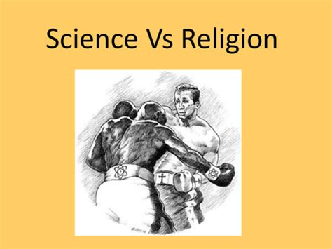 science vs religion impiety science vs religion by rclifford12 teaching resources tes