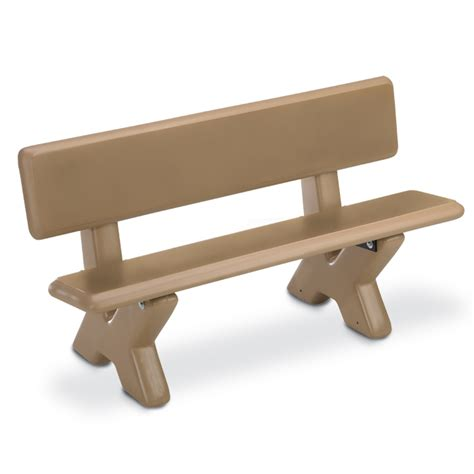 5 concrete bench with x style legs benches upbeat com