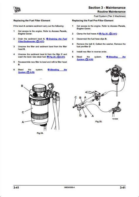komatsu excavator wiring diagrams komatsu get free image