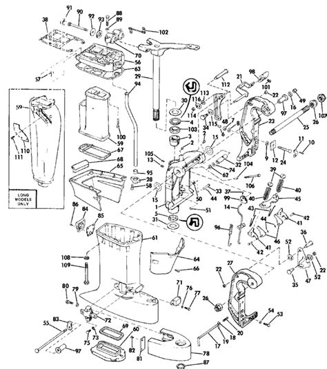Suzuki Outboard Motor Parts Diagram Onvacations Image