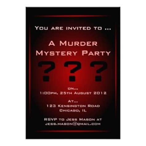 murder mystery invitation template retro invites retro invites