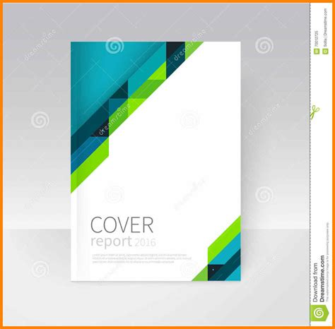 cover template ms word cover page templates free brochure flyer