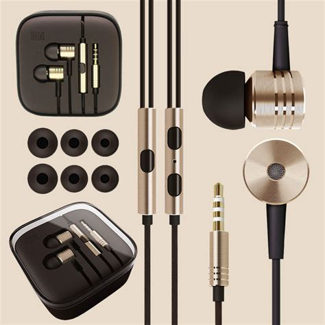 xiaomi piston earphone 2 headphone headset earbud with remote