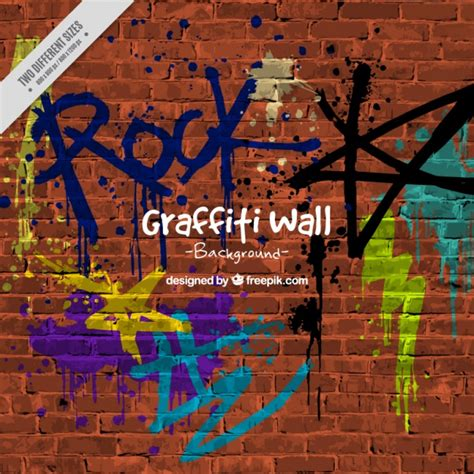 graffiti wall template images templates design ideas