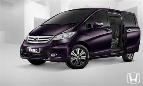 Alarm Honda Freed harga honda freed dan spesifikasi april 2018