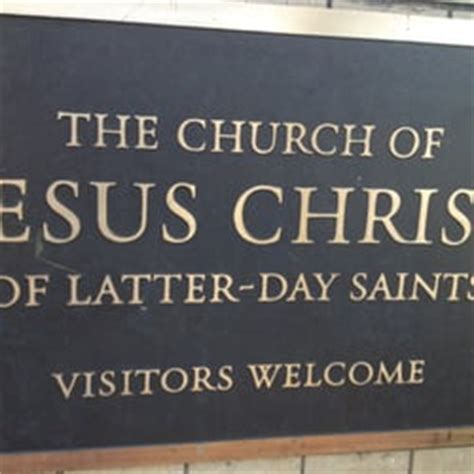 church of jesus christ of latter day saints meeting times