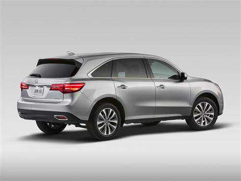 suv acura 2014 acura mdx price photos reviews features