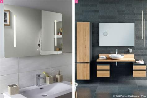 bien choisir miroir de salle de bains