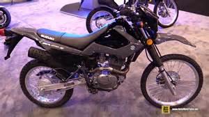 Suzuki Sports Bikes 2016 Suzuki Dr200 S Dual Sport Bike Walkaround 2015