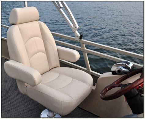 pontoon boat chairs captains chair for pontoon boat chairs home decorating