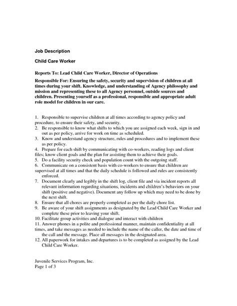 sle resume nanny responsibilities description of day 28 images essay on a beautiful