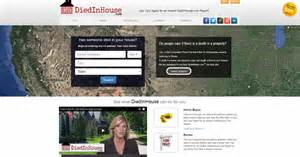 diedinhouse com website lets users find out if a death occurred in home