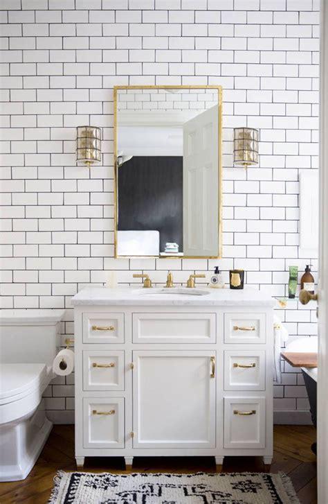 gold and white bathroom dreaming of a bathroom renovation ciera design studio