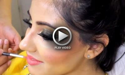 tutorial make up natural india indian bridal makeup tutorial with pictures and steps