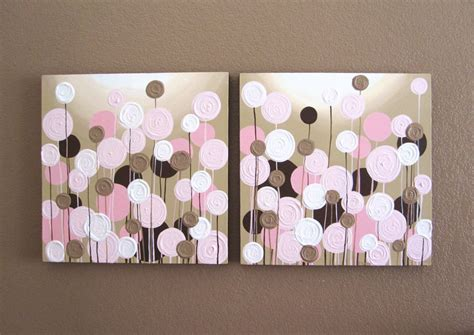 pink and brown nursery wall decor pink and brown nursery wall decor pink brown nursery