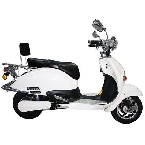 kral kr verso  elektrikli scooter bisikletcimcom