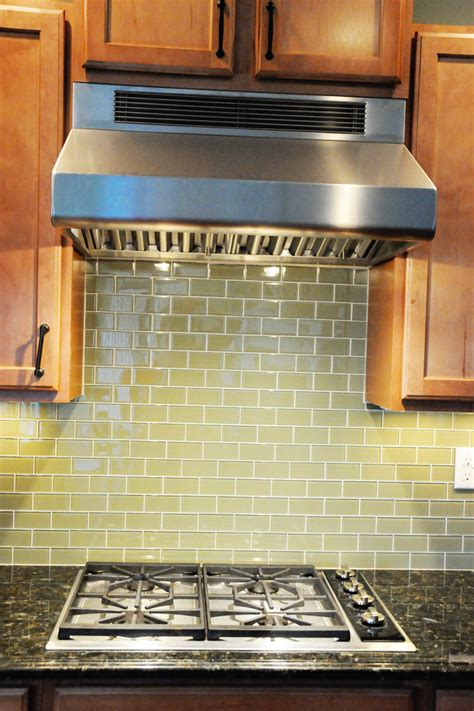 green tile kitchen backsplash simple kitchen updates on the polka dot chair