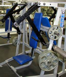 hammer strenght bench press our equipment olympic fitness club