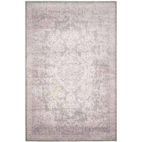 lavender area rugs safavieh grey lavender 6 ft 7 in x 9 ft 2 in