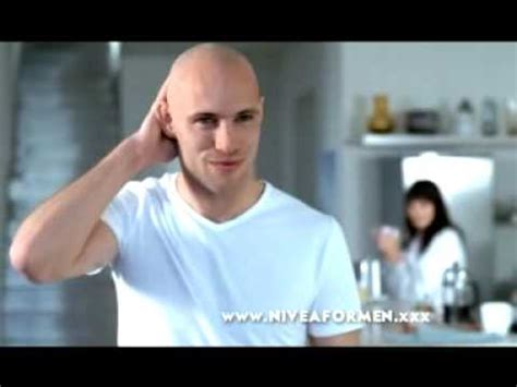 comfort commercial nivea for men extreme comfort commercial youtube