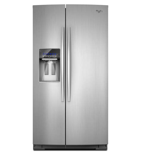 Whirlpool Cabinet Depth Refrigerator by Whirlpool 174 36 Inch Wide Whirlpool Gold 174 Counter Depth Side