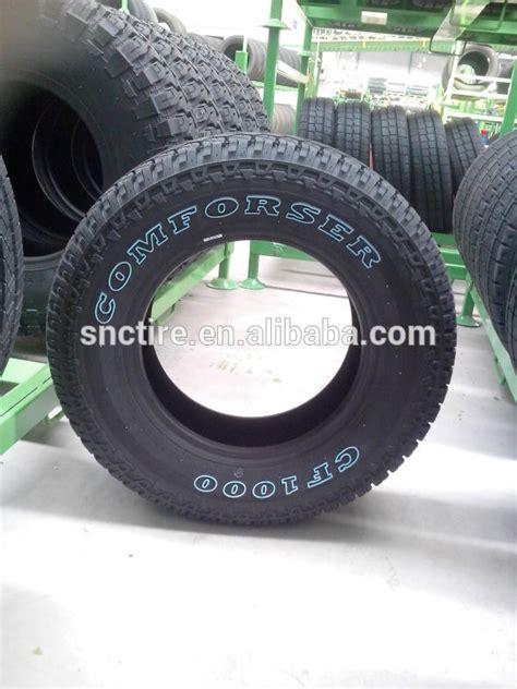 quality china factory suv tire suv tire car tire high quality car tyres china factory brand comforser a t suv owl lt245 70r16